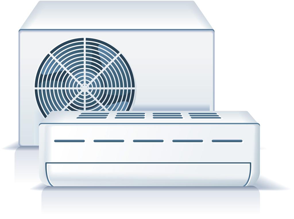 高年式エアコン